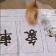 謎の中華版・手本引き