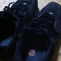 ●右の靴の中