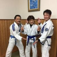 【青帯昇格】おめでとうございます!!