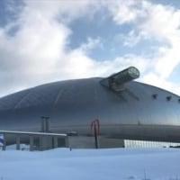 札幌冬季アジア大会開会式と・・・グキッ