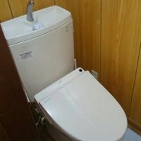 トイレが詰まってしまって