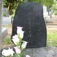 漱石墓参り