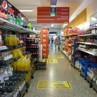 フィンランドの旅 クーッケリ スーパーマーケット♪