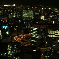 日本橋室町31階からの夜景1