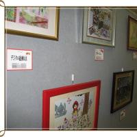 片眼のPCアート展