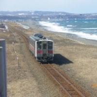 北海道道東旅日記28  最も流氷に近い駅・北浜駅で下車