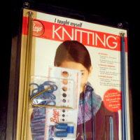 ダララマの棒針編み道具セットとヤケドその後