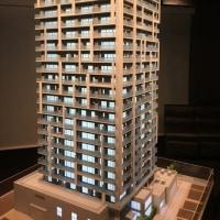 ザ・パークハウス中野タワーのモデルルームに行ってきました。