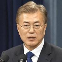 トランプ氏は文在寅氏を「値踏み」へ 対北朝鮮政策など連携に疑念、別荘には招待せず