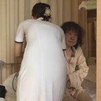 おばちゃんの入院