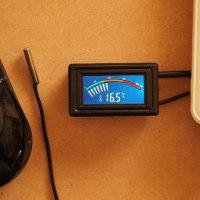 デジタル温度計購入