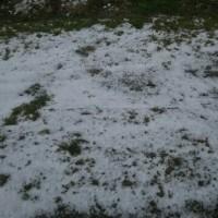 明日は大雪?