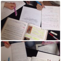 中学生  テスト勉強