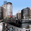 日本橋の上の首都高地下へ移設