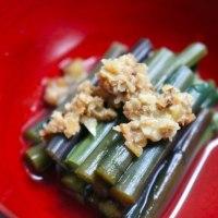 パンセの料理 その34 蕨の煮物