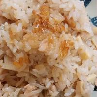 生ハムとアスパラのサラダ&タケノコ三昧な夕ご飯(⌒ー⌒=)るん♪