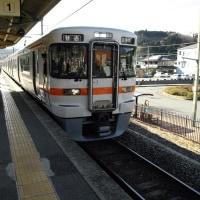 313系御殿場線(足柄駅)