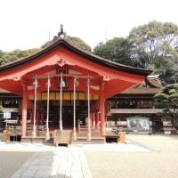 長門国一宮住吉神社