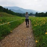 尾瀬・田代山とヒメサユリetc