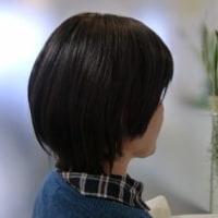 抗がん剤治療の副作用で髪が抜けてきたので医療用ウィッグを使い始めました。