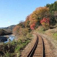 わたらせ渓谷鉄道「わっしー号」の旅