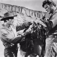 ロジャー・ムーアの西部劇