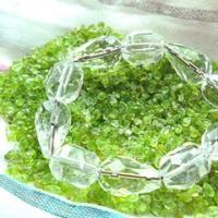 キラキラ水晶デザインブレスレット(5周年感謝セール開催中!!!)