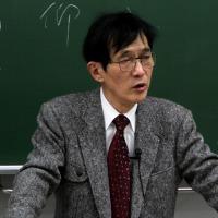 傳馬義澄教授最終講義