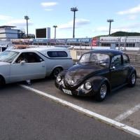 VW Drag In 9th