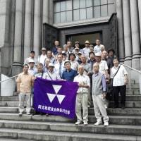 7/13(水曜日)KDS歩く会納会