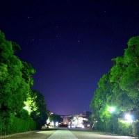 深夜の鎌倉