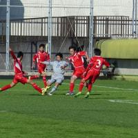 サッカー部 平成28年度新人戦 県大会