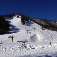 那須で雪崩