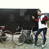 自転車始めました