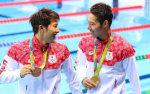 リオ五輪 萩野公介金メダル・瀬戸大也銅メダル
