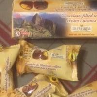 スーパー果実ルクマのチョコレート