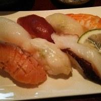 お昼にお得な寿司ランチ(大手町ランチシリーズvo1.63)