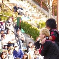2/4「動物戦隊ジュウオウジャー スペシャルライブ&ショー」inひらかたパーク そして最終回