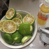 カボス果汁
