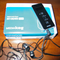 ケンウッド/KENWOOD Media Keg M1GD55-S レビュー