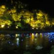 豊田市足助町の紅葉の下のプロネタリュウム行って来ました