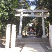 土支田八幡神社