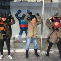 宇都宮スズメレコード「神近まり&小野アイカvs空犬vsブラジル君&スズメレコードズ」