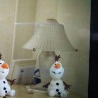 アナ雪と雪の美術館