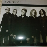 〈Bon Jovi〉2017年カレンダー到着