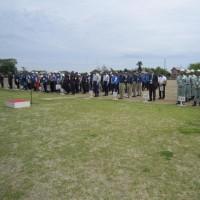 平成29年度男鹿市総合防災訓練の開催(船越地区)