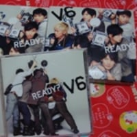 ☆V6☆アルバム「READY?」