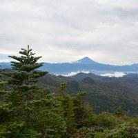 チビ登山 第55座金峰山でポテチパンパン選手権