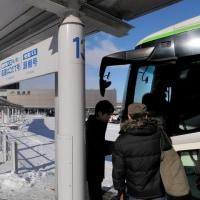 函館は良い天気なのですが。