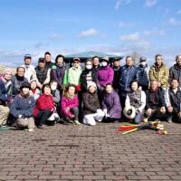 沼津地のグラエドゴルフ大会の開催